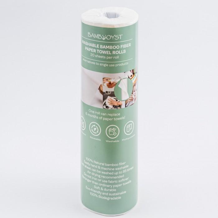 Washable Bamboo Fiber Paper...